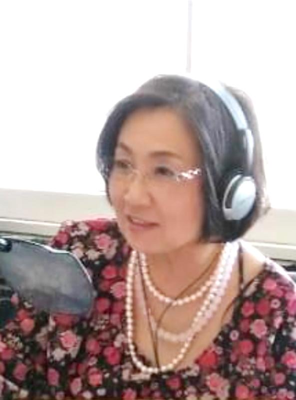國枝玲子先生