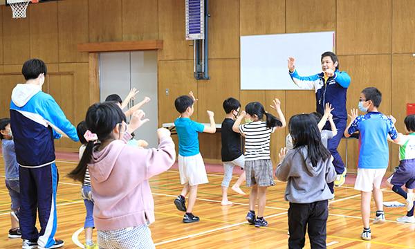 小学生のためのプレスポーツアカデミー(スポーツの基礎を学ぼう!