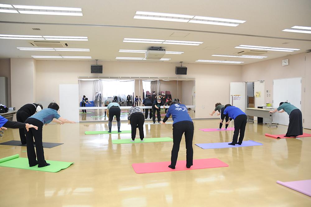 氣功太極拳教室〈入門クラス〉(太極拳を始めたい人のクラス)