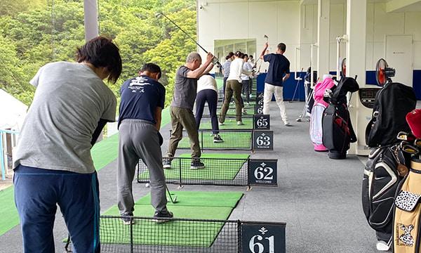 木曜ゴルフ教室