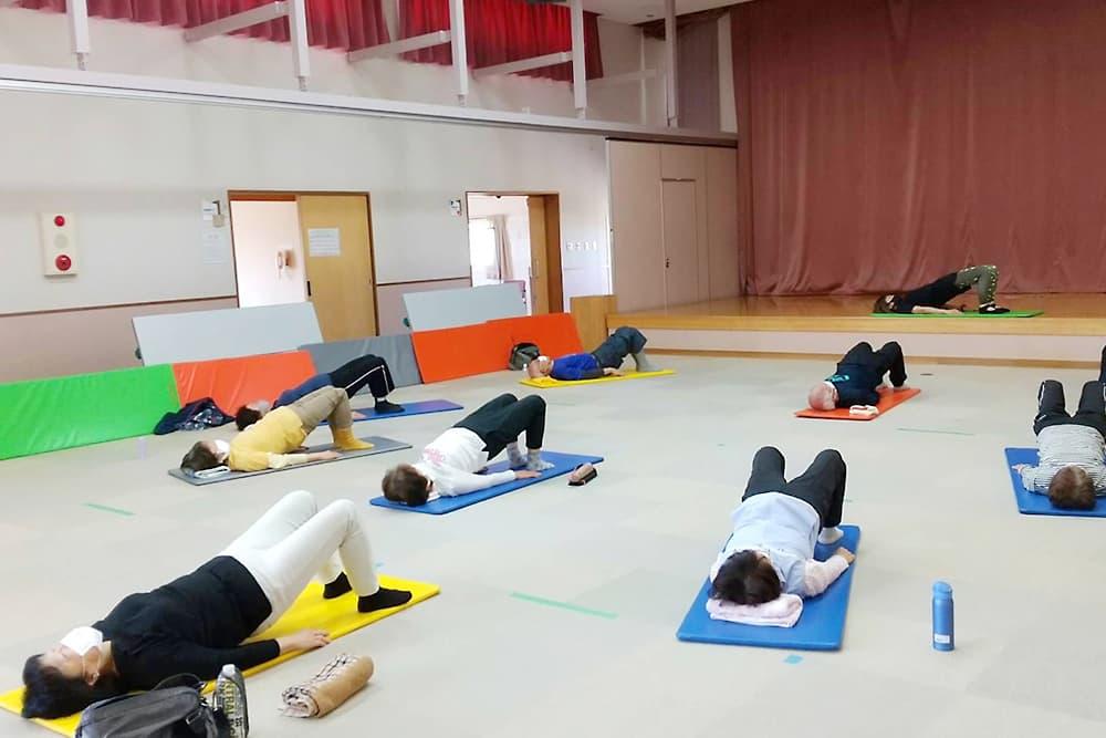 ピラティス&健康体操